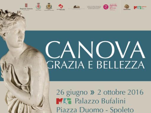 CANOVA – Grazia e Bellezza 26 giugno – 2 ottobre 2016
