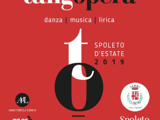 TangOpera, Teatro Nuovo G. Menotti, Spoleto – 26.07.2019 ore 21